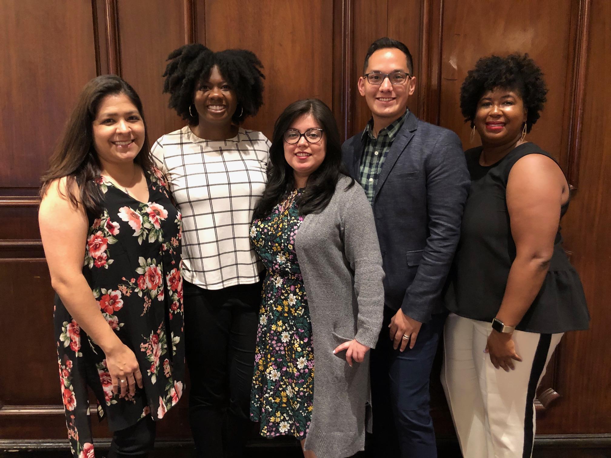 2018 Minority Fellowship Awards