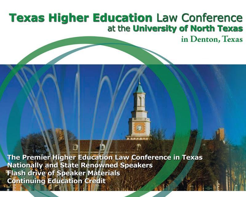 Texas Higher Education Law Conference