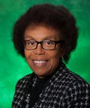 Portrait of V. Barbara Bush