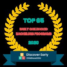 Top 65 Early Childhood Bachelor's Programs