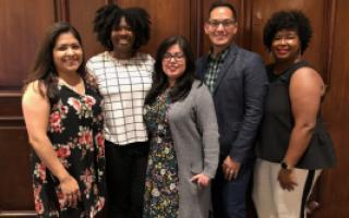 2018 Minority Fellowship Awards