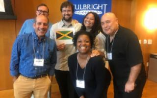 Fulbright Scholar Award